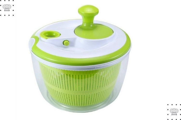 Large Salad Spinner and Keeper.