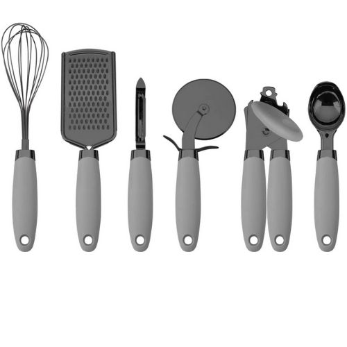 Country Kitchen  Steel Gadget Set