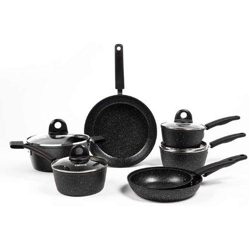 Carote Cookware Set with 11 Pcs