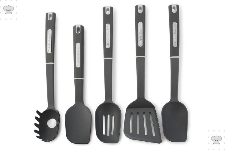best nylon cooking utensils